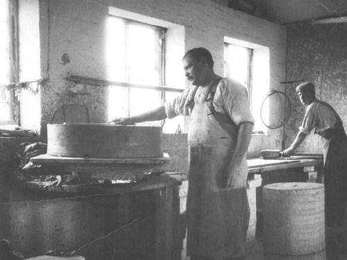 saggar maker 1910