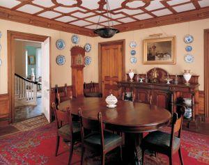 Codman dining room