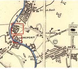 1832 map
