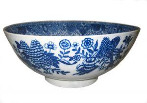 exterior bowl